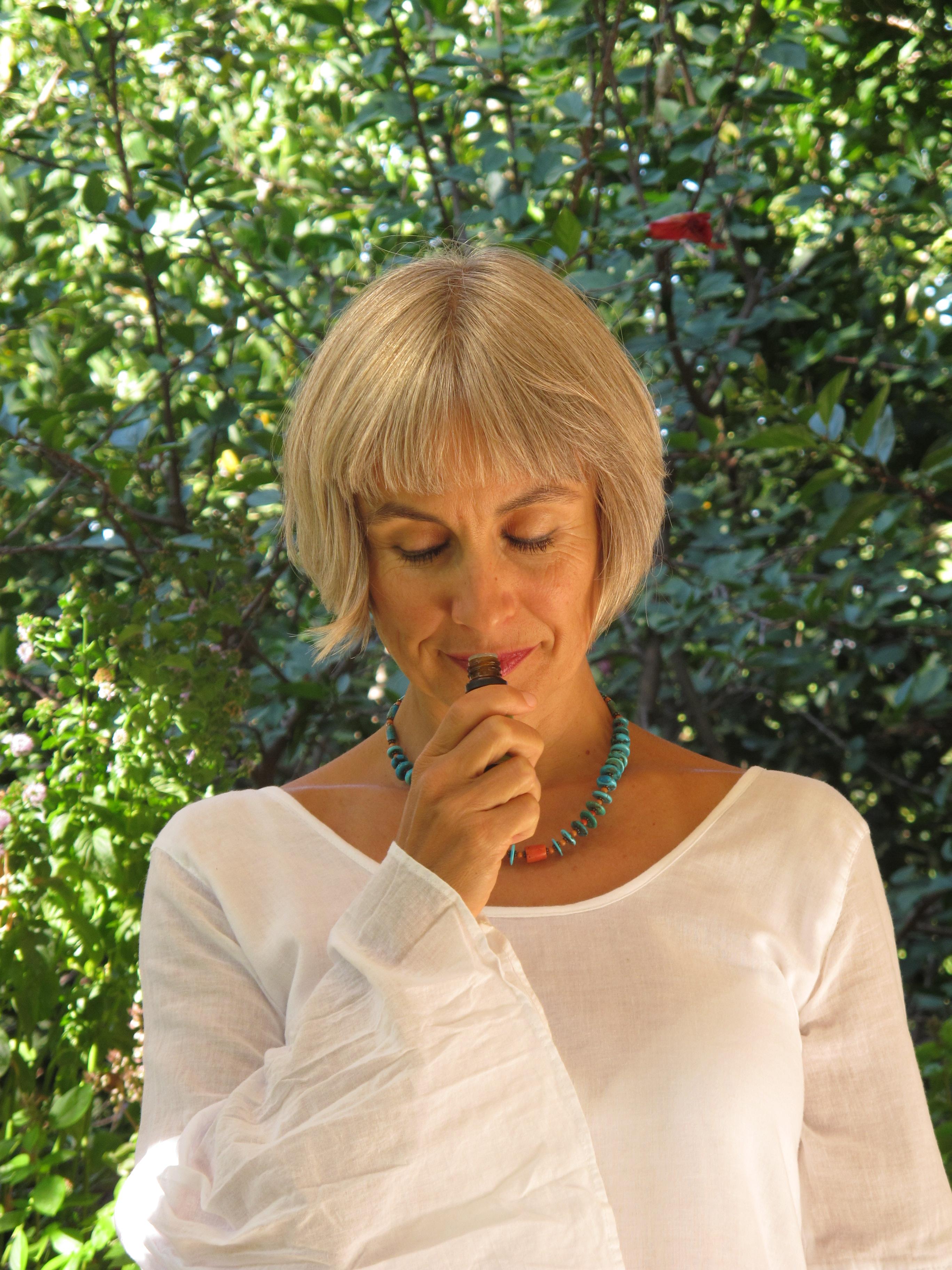 Marielle Mercadier ile aromaterapi