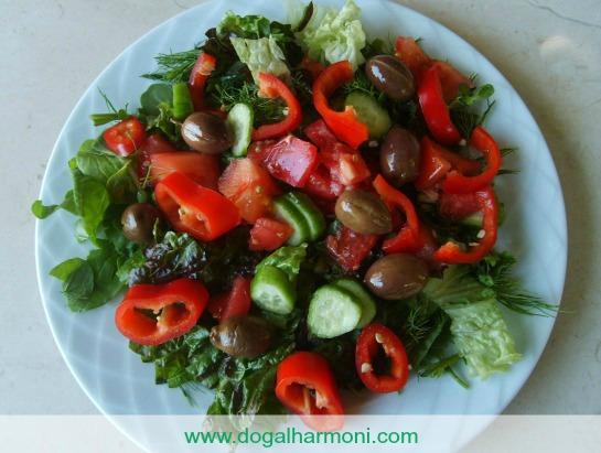 kırmızı salata 3